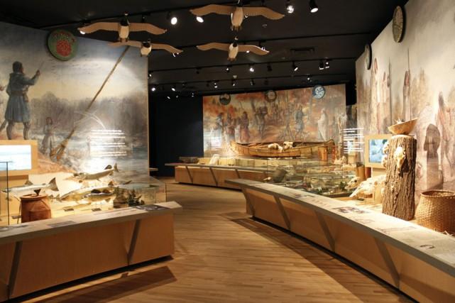 L'orientation des expositions a permis au Musée des...