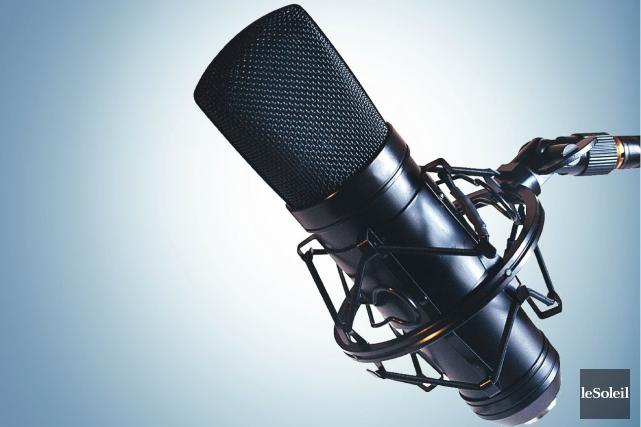 La radio parlée de Québec se distingue depuis des décennies avec ses animateurs... (Photothèque Le Soleil)