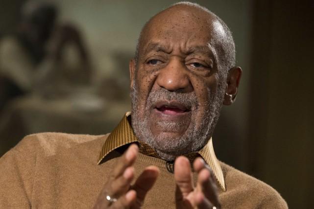 En 2005, Bill Cosby a déclaré sous serment qu'il avait donné une entrevue... (Photo: archives AP)