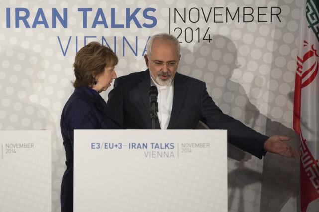 L'Iran et les six puissances discutent du rythme... (PHOTO: AFP)