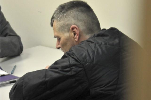 Roger Belley subira finalement son enquête de remise en liberté lundi prochain. (Rocket Lavoie)