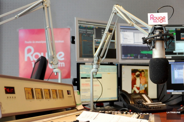Les cotes d'écoute de la radio sherbrookoise démontrent toujours une très... (Archives La Tribune)