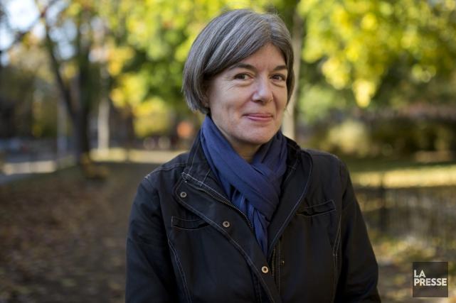 Claire Messud était de passage à Montréal récemment... (Photo: Martin Chamberland, La Presse)