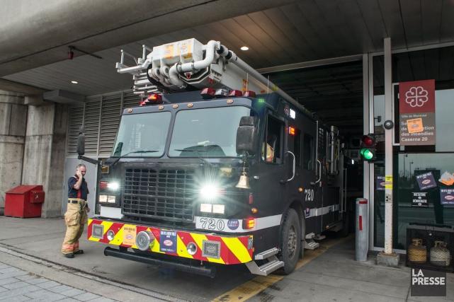 Le Service de sécurité incendie de Montréal vient d'ordonner le nettoyage des... (Photo David Afriat, La Presse)