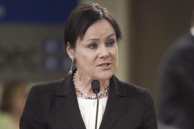 Suzanne Côté a été nommée àa la cour... (La Presse Canadienne)
