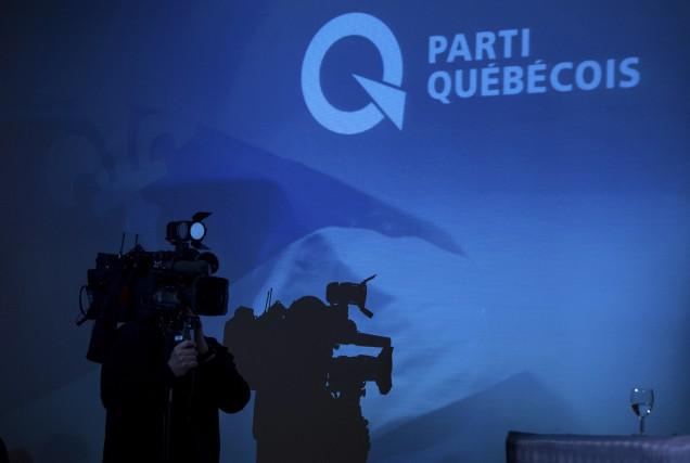 La seule mention d'un référendum durant la dernière... (Archives La Presse Canadienne)