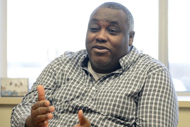 Thiarno Diallo, professeur de sciences économiques à l'UQAC.... ((Photo Jeannot Lévesque))