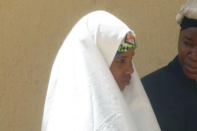 Wasilat Tasi'u, 14 ans, est accuséed'avoir tué son... (Photo archives AFP)