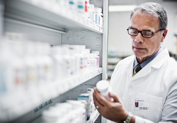 «Les pharmaciens en général étaient très enthousiastes à... (Photo Thinkstock)