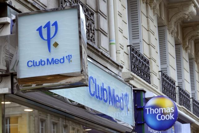 Le Club Méditerranée est resté dans le rouge en 2014, affecté par la crise en... (PHOTO STEPHANE DE SAKUTIN, ARCHIVES AFP)