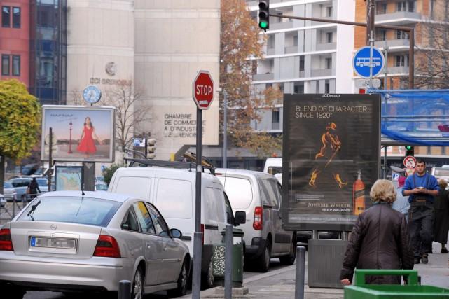 La ville de Grenoble éliminera, à partir de... (PHOTO JEAN-PIERRE CLATOT, ARCHIVES AFP)