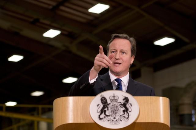 Dans un discours très attendu, mais que certains... (PHOTO OLI SCARFF, AFP)