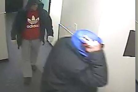 Une violente invasion de domicile dans laquelle les deux assaillants étaient... (Photo courtoisie)