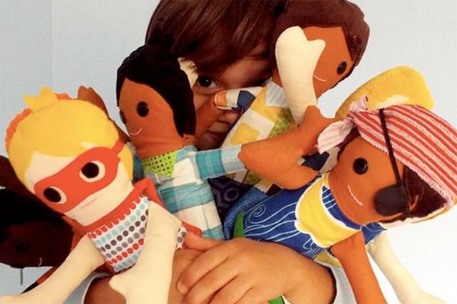 Les poupées Cucoli... (PHOTO FOURNIE PAR POP MONTRÉAL)