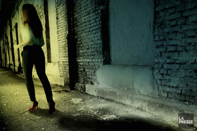 Les Montréalaises qui marchent dans nos rues ne... (Photomontage La Presse)