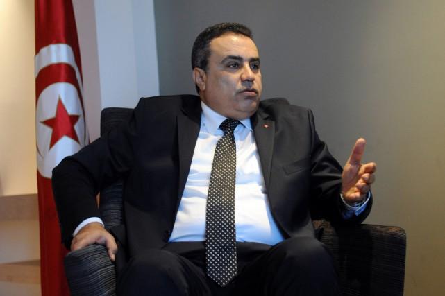 M. Jomaa a affirmé que la lutte contre... (Photo AFP)