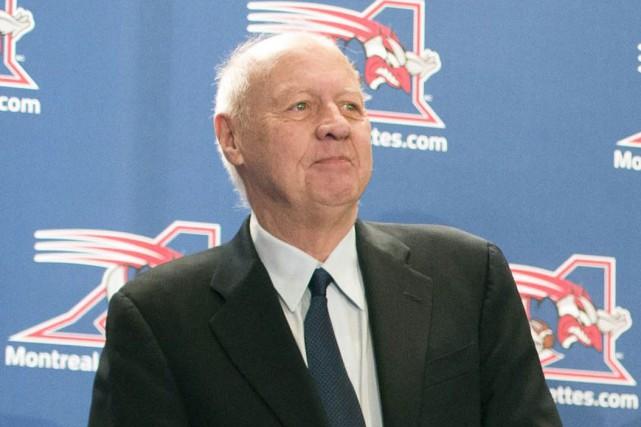 Bob Wetenhall a joué un rôle primordial dans... (Photo archives La Presse Canadienne)