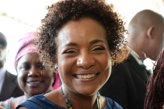 Michaëlle Jean... (PHOTO SEAN KILPATRICK, LA PRESSE CANADIENNE)