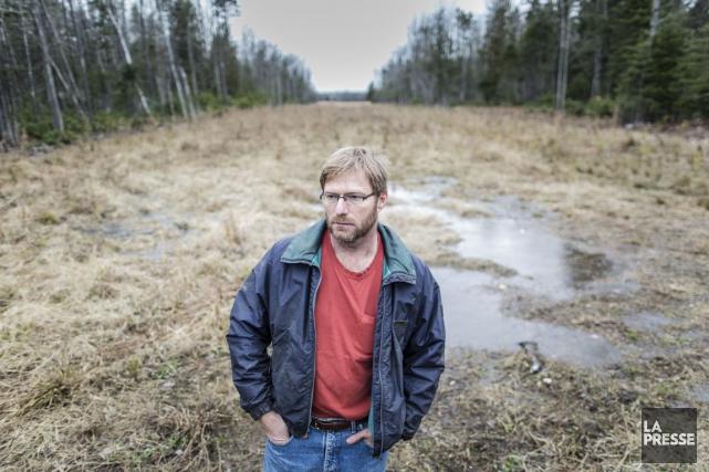 «Je ne suis pas vraiment contre les pipelines!... (PHOTO EDOUARD PLANTE-FRÉCHETTE, LA PRESSE)
