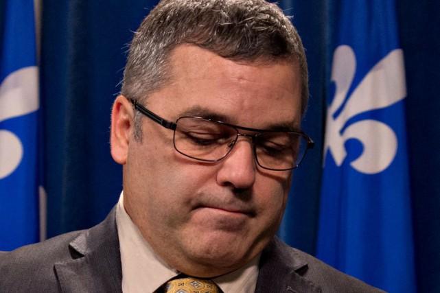 L'ancien ministre de l'Environnement du Québec, Daniel Breton.... (Archives, La Presse Canadienne)