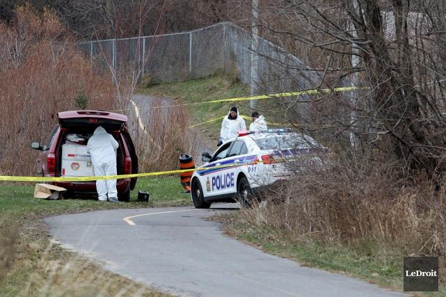 Le corps a été découvert jeudi, vers 7... (Patrick Woodbury, Archives LeDroit)