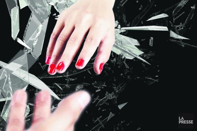 Trois histoires, trois femmes qui ont un point en commun : elles ont pardonné à... (Photomontage La Presse)