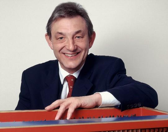 Fidèle à son habitude, Trevor Pinnock, 67 ans,... (Photo Peer Lindgreen)