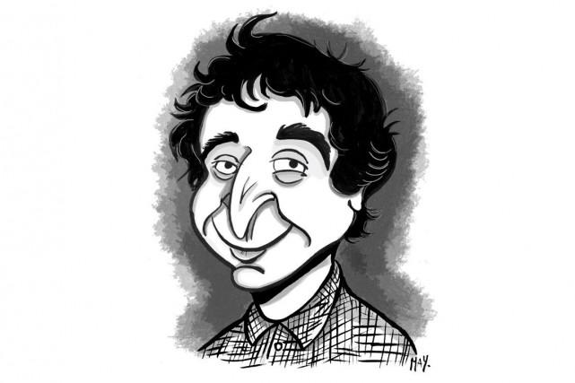 Yves Pelletier, ancien de RBO, dessiné parJordanne Maynard,... (Courtoisie)
