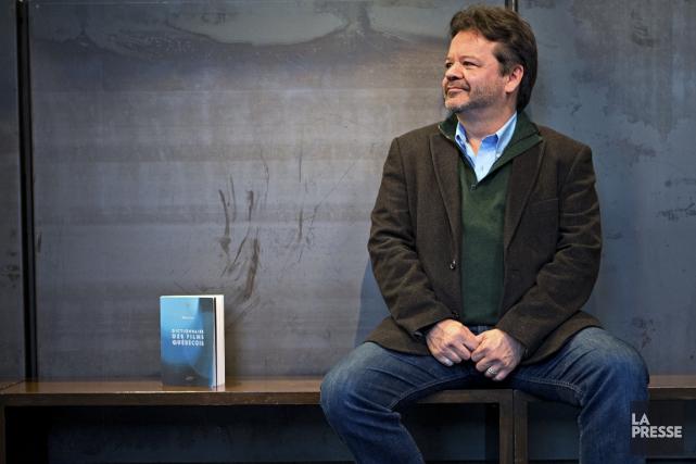 Véritable touche-à-tout du cinéma québécois, Marcel Jean propose son... (Photo Patrick Sansfaçon, La Presse)