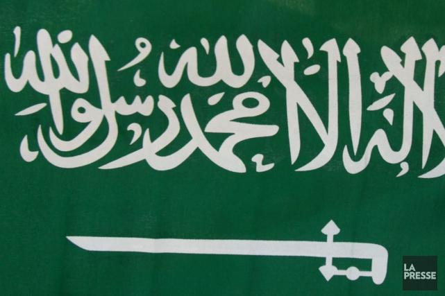 L'Arabie saoudite est activement engagée dans les frappes... (PHOTO ASSOCIATED PRESS)