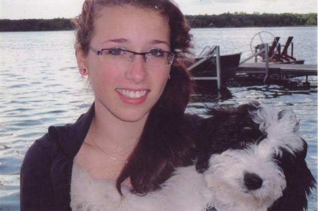 Rehtaeh Parsons, 17 ans,s'est suicidée après avoir subi... (Photo La Presse Canadienne/Courtoisie)