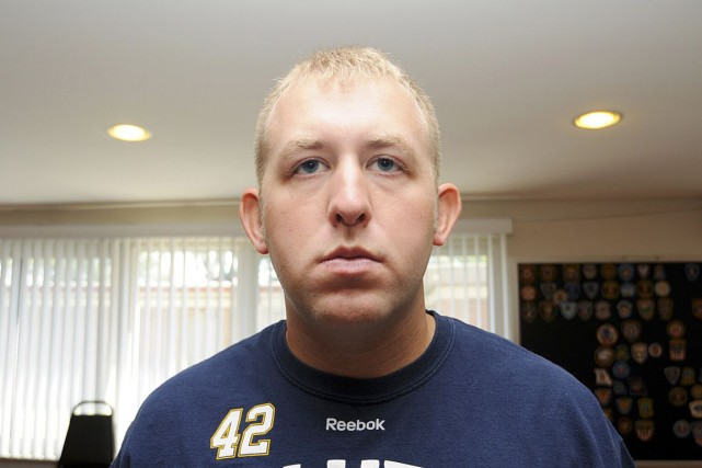 Darren Wilson... (PHOTO ARCHIVES REUTERS)