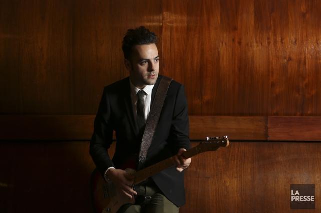 Pour son nouvel album, Dumas voulait sortir de... (Photo Martin Chamberland, La Presse)