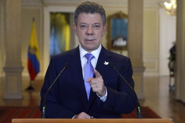 Le retour du général et ses accompagnateurs constitue... (Photo Javier Casella, Reuters)