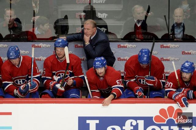 Le Canadien va livrer une deuxième rencontre au sommet en autant de matches,... (PHOTO BERNARD BRAULT, LA PRESSE)