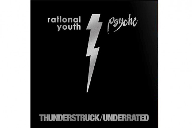 NEW WAVE, Thunderstruck (simple) de Rational Youth et...