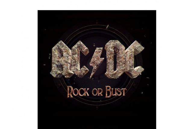 HARD ROCK, Rock or Bust de AC/DC...