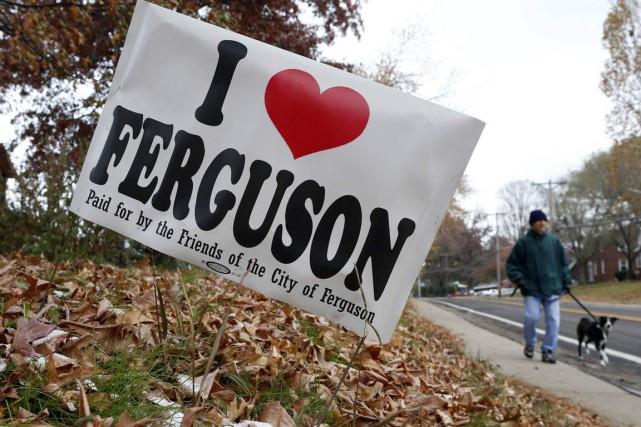 «J'espère que les gens comprennent que la ville... (Photo Jim Young, Reuters)