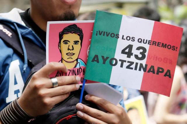L'État de Guerrero est celui où 43 étudiants... (PHOTO DAVID MERCADO, REUTERS)