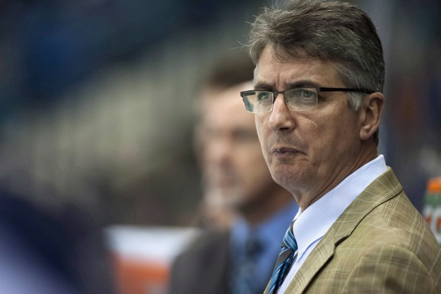 Claude Noël a été l'entraîneur des Jets de... (Photo Liam Richards, PC)
