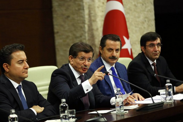 «Trois mots d'ordre guideront la Turquie pour l'organisation... (PHOTO ADEM ALTAN, ARCHIVES AFP)