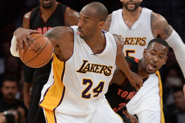 Kobe Bryant... (Photo Jayne Kamin-Oncea, USA Today Sports)