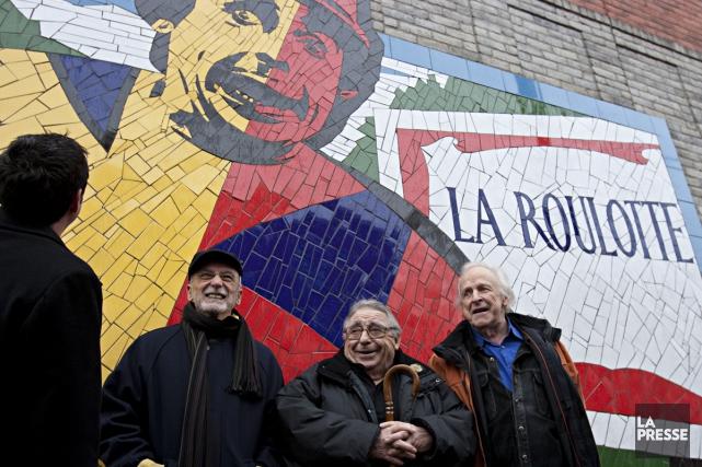 En 2010, la Ville de Montréal a inauguré... (Photo: François Roy, archives La Presse)
