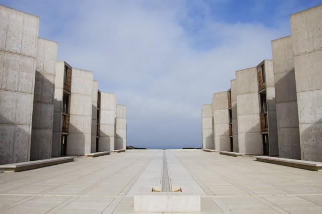 Le Salk Institute... (Photo: fournie par le Centre Phi)