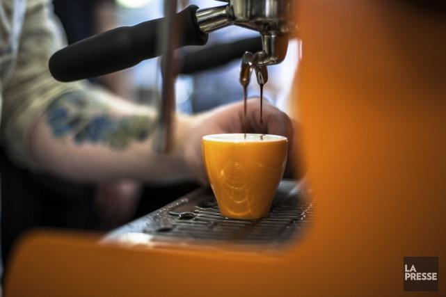 Le café-boutique Umano ouvrira ses portes sur Wellington Sud, voisin du... (Archives La Presse)