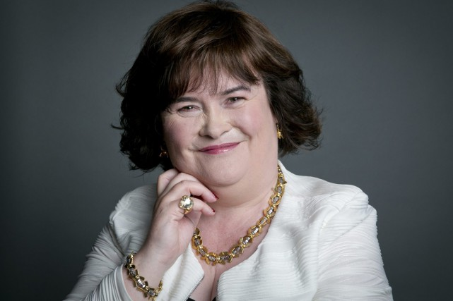 Le phénomène musical Susan Boyle a son premier amoureux à l'âge de 53 ans - un... (Photo: AP)
