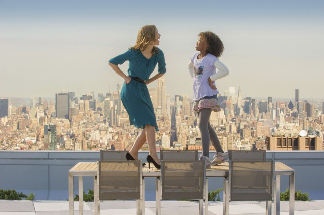 En plus des productions prestigieuses destinées à participer à la prochaine... (Photo: Sony Pictures)
