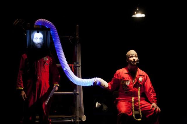 Chacune des créations du Théâtre de la Pire Espèce est très attendue du milieu... (Photo: Mathieu Doyon, fournie par le Théâtre de la pire espèce)