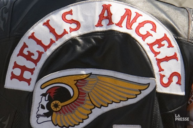 Deux accusés parmi la cinquantaine de membres ou sympathisants des Hells Angels... (Photo archives La Presse)