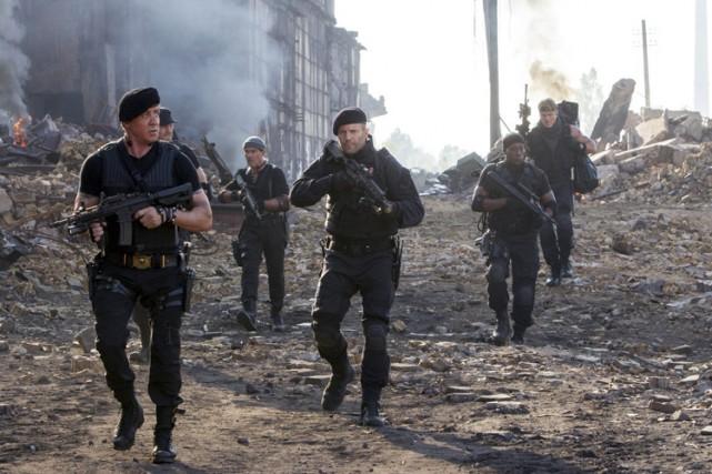 Deux britanniques ont été arrêtés dans le cadre de l'enquête sur le piratage... (Photo fournie par Lionsgate)